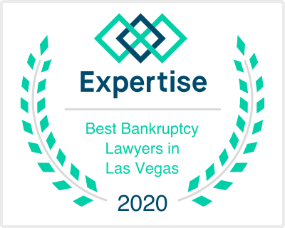 Best Bankruptcy Lawyers in Las Vegas 2020 Expertise award