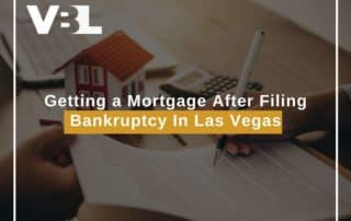 Getting a Mortgage After Filing Bankruptcy In Las Vegas